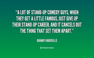 Funny Stand Up Comedian Quotes