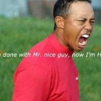 Happy Gilmore Golf Meme
