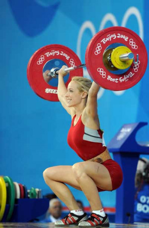 Olympic weightlifting: an exercise in one pointed meditation