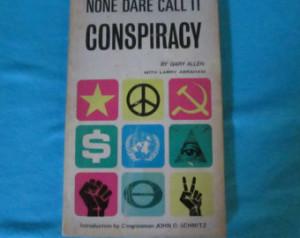 ... Gary a llen with larry abraham book John g. schmitz concord press
