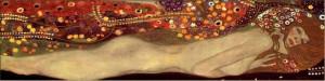 Gustav Klimt Paintings Sea