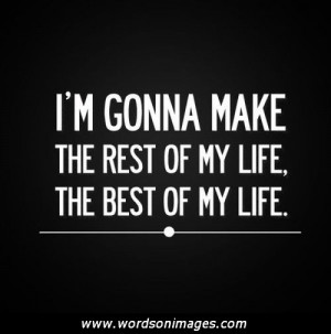 The music its my life life quote