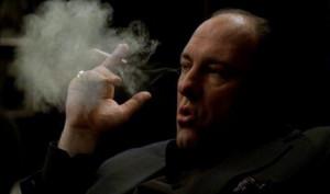 "who most famously portrayed Tony Soprano on the series ""The Sopranos ..."