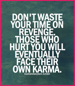 Quotes About Selfish People And Karma How people treat you is their