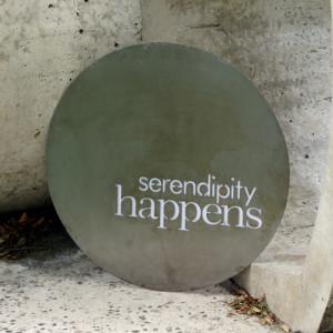 Serendipity Happens Quotes Serendipity happens