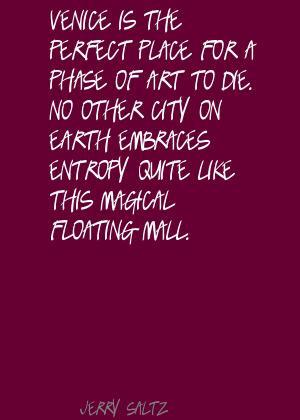 Entropy Quotes