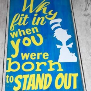Dr. Seuss Printable Quote