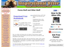 www.inspirational-otter.com Visit site