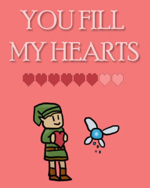 24 Video Game Valentine's Day Cards