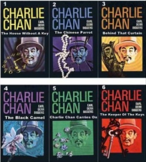 """Start by marking """"Charlie Chan Complete Bundle (Charlie Chan, #1-6 ..."""
