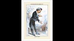Puck Magazine: Puckographs Mark Twain