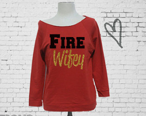 wife fire bride fire girlfri end women s sweatshirt workout exercise ...