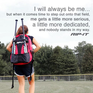 ... motivational #inspirational #quote #softball #baseball #athletes #