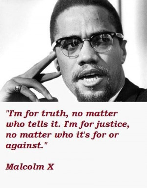 Malcolm x quotes 3