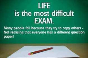 Exams Quotes