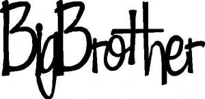 love my big brother