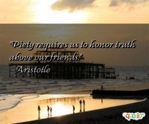 Honoring Quotes