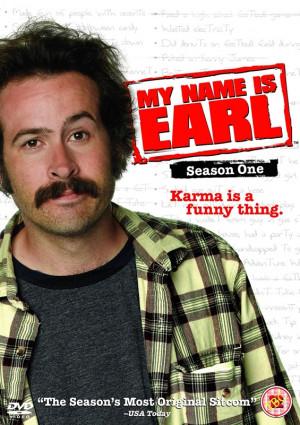 My Name is Earl: Season One (UK - DVD R2)