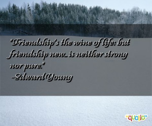 wine and friendship quotes