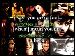 Lady Marian & Robin Hood r/m best quotes