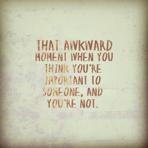 embarrassing moment quotes