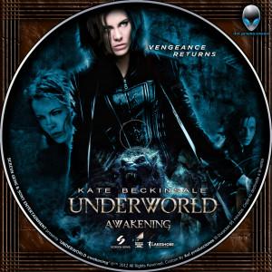 Underworld Awakening Dvd Cover