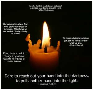 Helping others quotes by shadowlight-oak