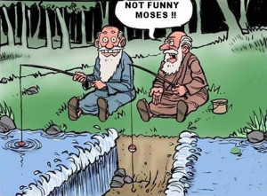 funny moses, funny christian cartoon, picture, quote