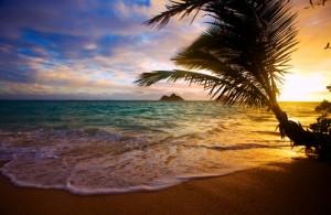 ... el destino perfecto para un viaje de novios de ensueño: Hawaii