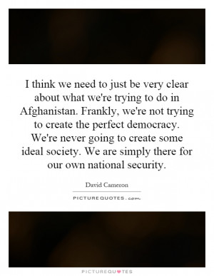 ... Cameron Quotes | David Cameron Sayings | David Cameron Picture Quotes