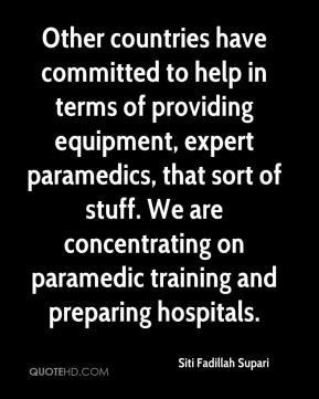 Paramedic EMT Quotes