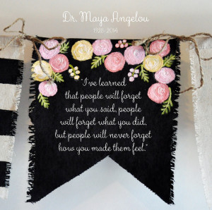 Maya Angelou Quotes. Human Family Maya Angelou Print. View Original ...