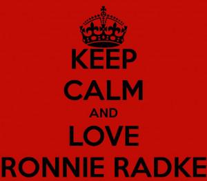 Ronnie Radke