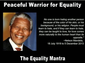 Warrior for Peace
