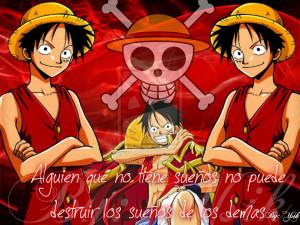 Luffy One Piece Hasanaljanaby