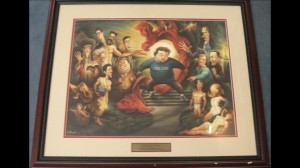 National Lampoon's Animal House Framed Lithograph