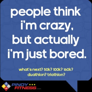 Im Crazy Quotes people think i'm crazy but