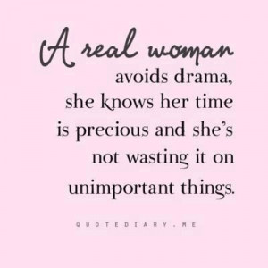 If only more women actually followed this! But it's not always easy we ...