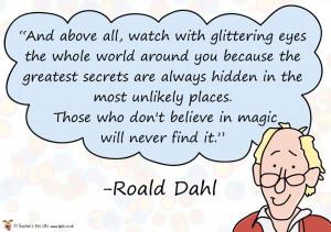 Roald Dahl Day!