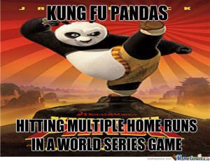 Kung Fu Panda Funny Meme