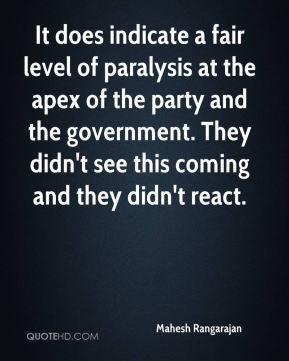 Paralysis Quotes