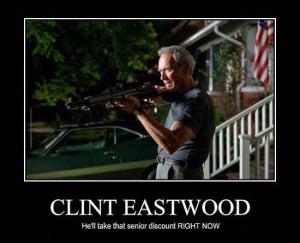 Clint Eastwood Funny