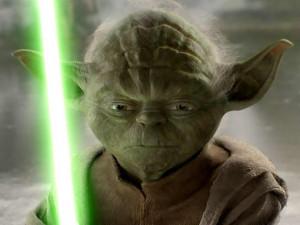 Darth Vader vs. (2) Yoda