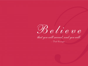 dale carnegie inspirational believe quotes for wishes HD desktop ...