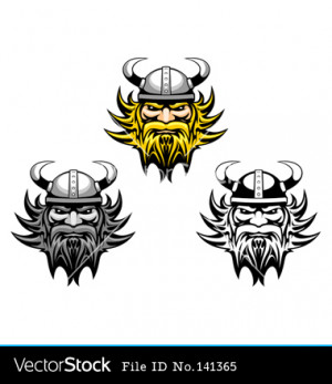 viking warrior tattoos
