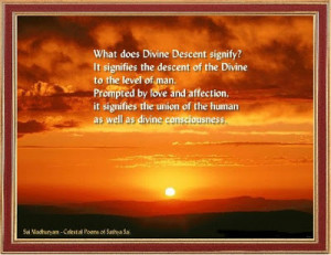 Celestial Poems of Sathya Sai Baba