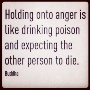 Quotes On Anger And Revenge #1