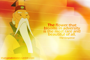 Inspirational # Movies # Mulan # Quotes # The Emperor of China ...
