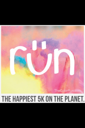 Ready to {Color} Run!