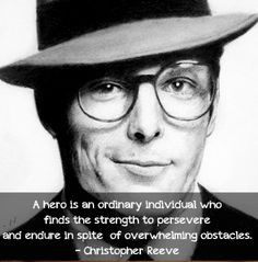 superman quotes inspirational christopher reeve quotes